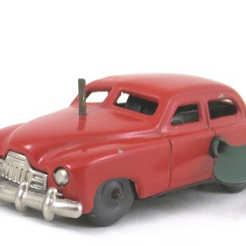 Kaiser Wind-up Car