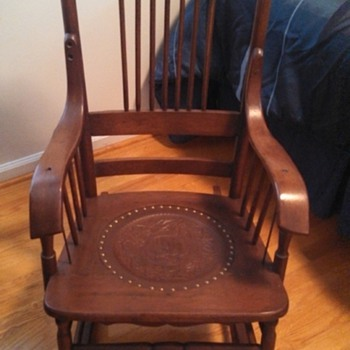 Help identify this chair!