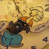 1934 Popeye Alarm Clock