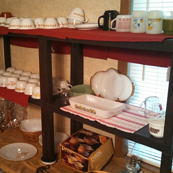 UPDATE:PYREX RESCUE MISSION! - Kitchen