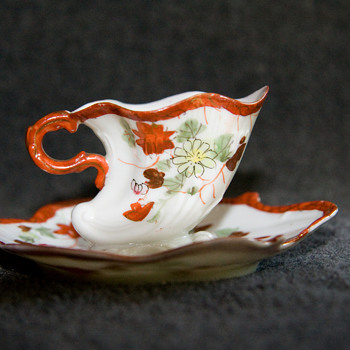 China cup &amp; saucer