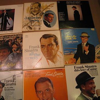 Frank Sinatra Albums