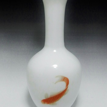 Beautiful Japanese Vase