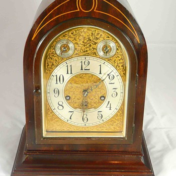 Seth Thomas Chime No. 70 Mantel Clock - Clocks
