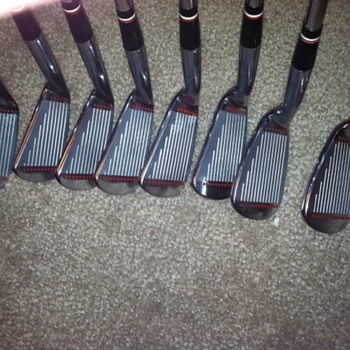 Macgregor Jack Nicklaus Autograph 812 Irons - Outdoor Sports