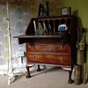 Edwardian Bureau Writing Desk