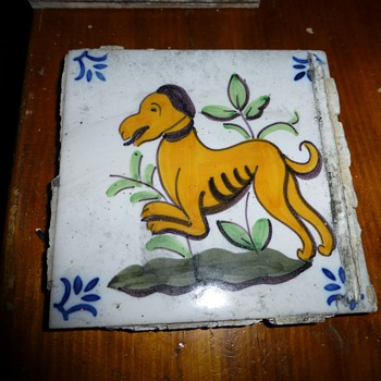 UGLY DOG? - Art Pottery