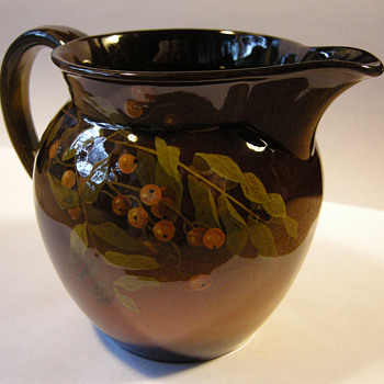Rookwood Creamer - Art Pottery