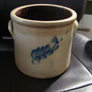 crock pottery 