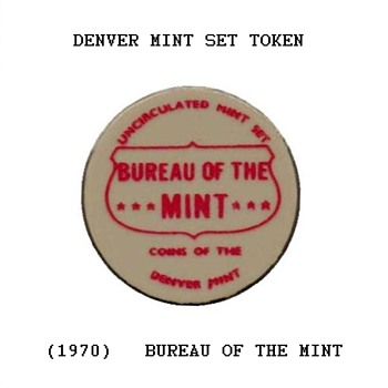 U.S. Mint Set Token - Denver Mint