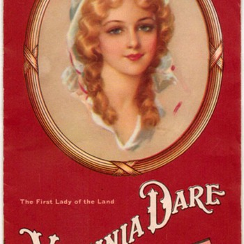 "1930's/1940's - ""Virginia Dare"" Wines Recipe Booklet"