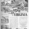 1954 - Virginia Stete Travel Advertisement
