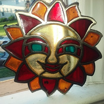 The Sun Catcher! - Art Glass
