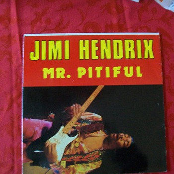 vintage hendrix - Records