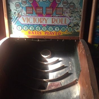 194? Skee Ball - Coin Operated