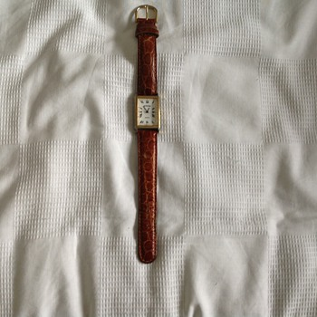 Vintage 1970's-1980's Japanese Montine wristwatch. - Wristwatches