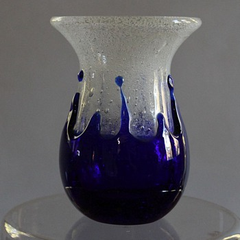 Jezek for Skrdlovice 1970s - Art Glass