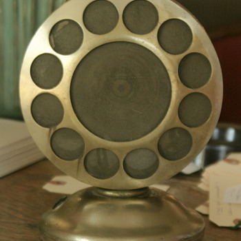 1930's microphone, in original condition! - Radios
