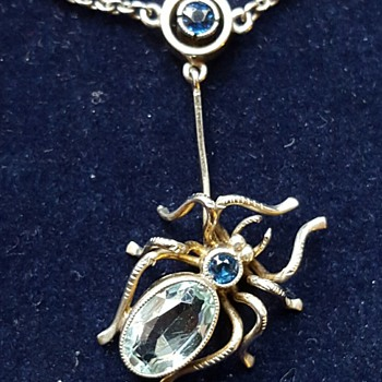 Spider! - Fine Jewelry