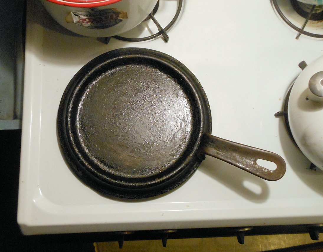 Wood Stove Griddle ~ Antique pancake griddle for wood burning stove