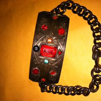 Silver Men's ID Bracelet