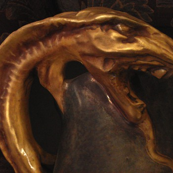 Amphora Sea Monster