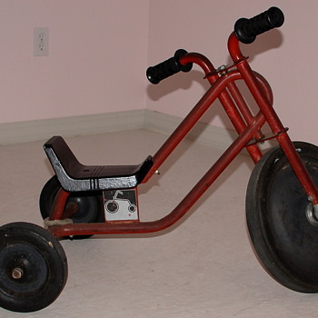 Low-Rider Tricycle 1