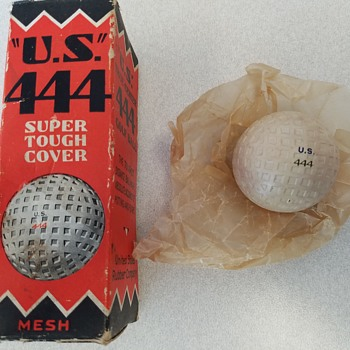 US Rubber Golf Balls