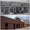 Coca Cola Bottling plant then and now