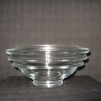 MARQUIS BY WATERFORD CLEAR BOWL  ( LAST BUT NOT LEAST) - Glassware