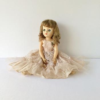 Vintage 18 in. Doll