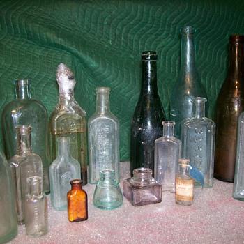 my bottles - Bottles