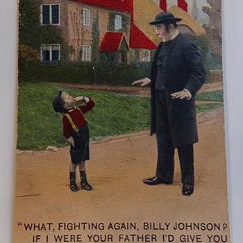 A Must-Read Postcard