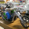 Doug Handwerk diecast collection: motorcycles