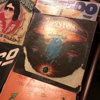 records... - Records
