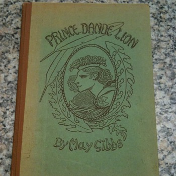 Prince Dande Lion by May Gibbs, 1st Edition
