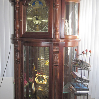 HUGE Grandfather Clock - Clocks