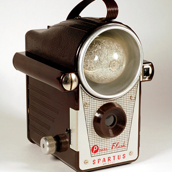 Spartus Press Flash - Cameras