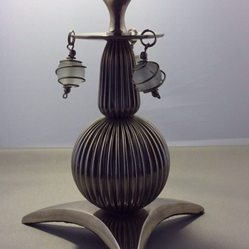 Antique or vintage candlestick ? - Lamps