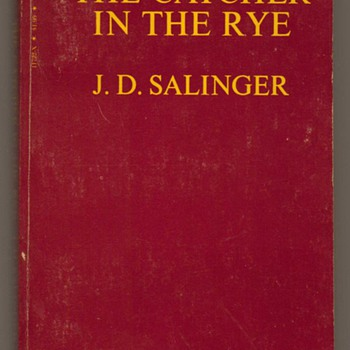 1978 - The Catcher in the Rye - Books