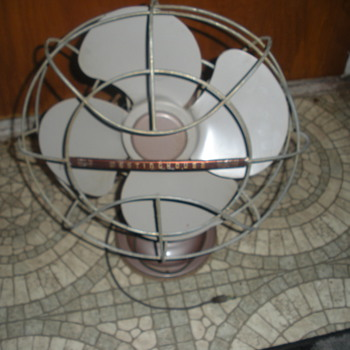 1950's Westinghouse electric fan