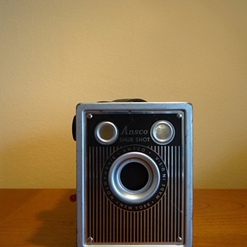 ANSCO SHUR SHOT - NEW YORK  - Cameras