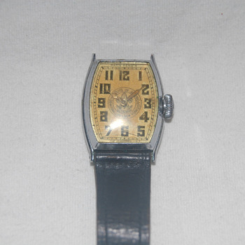 1938 Boy Scout Wristwatch - Wristwatches