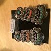 Today's Estate Sale Matl silver earrings