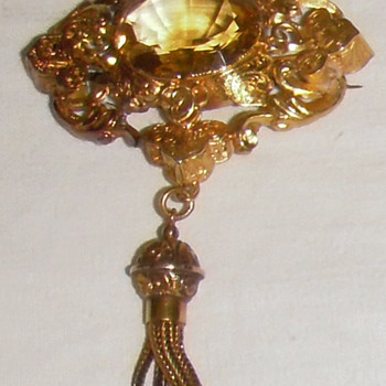 Brooch ladies - Costume Jewelry