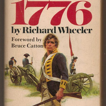 1973 -Voices of 1776 - Books