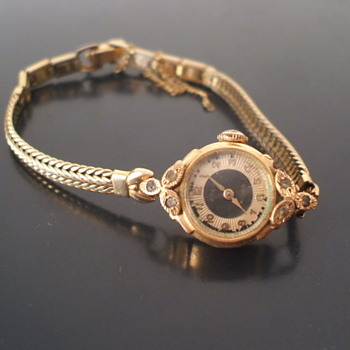 Ladies EFSO watch (60's?) - Wristwatches