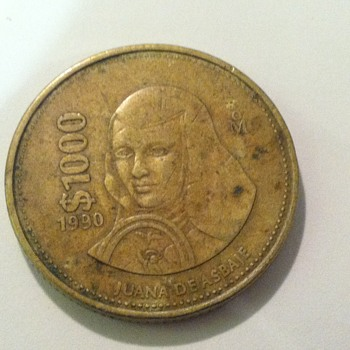 Mexican Coin - World Coins