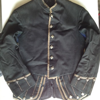 Unknown what type of Military jacket this is.