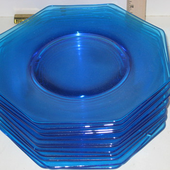 Blue Plates - Kitchen
